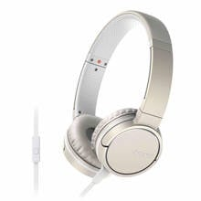 MDRZX660 on-ear koptelefoon goud