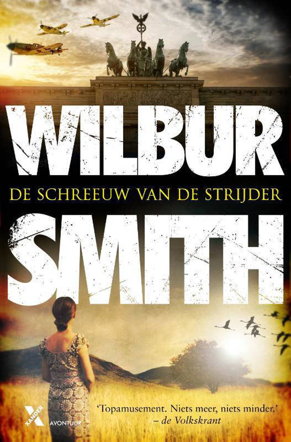 Courtney: De schreeuw van de strijder - Wilbur Smith en David Churchill