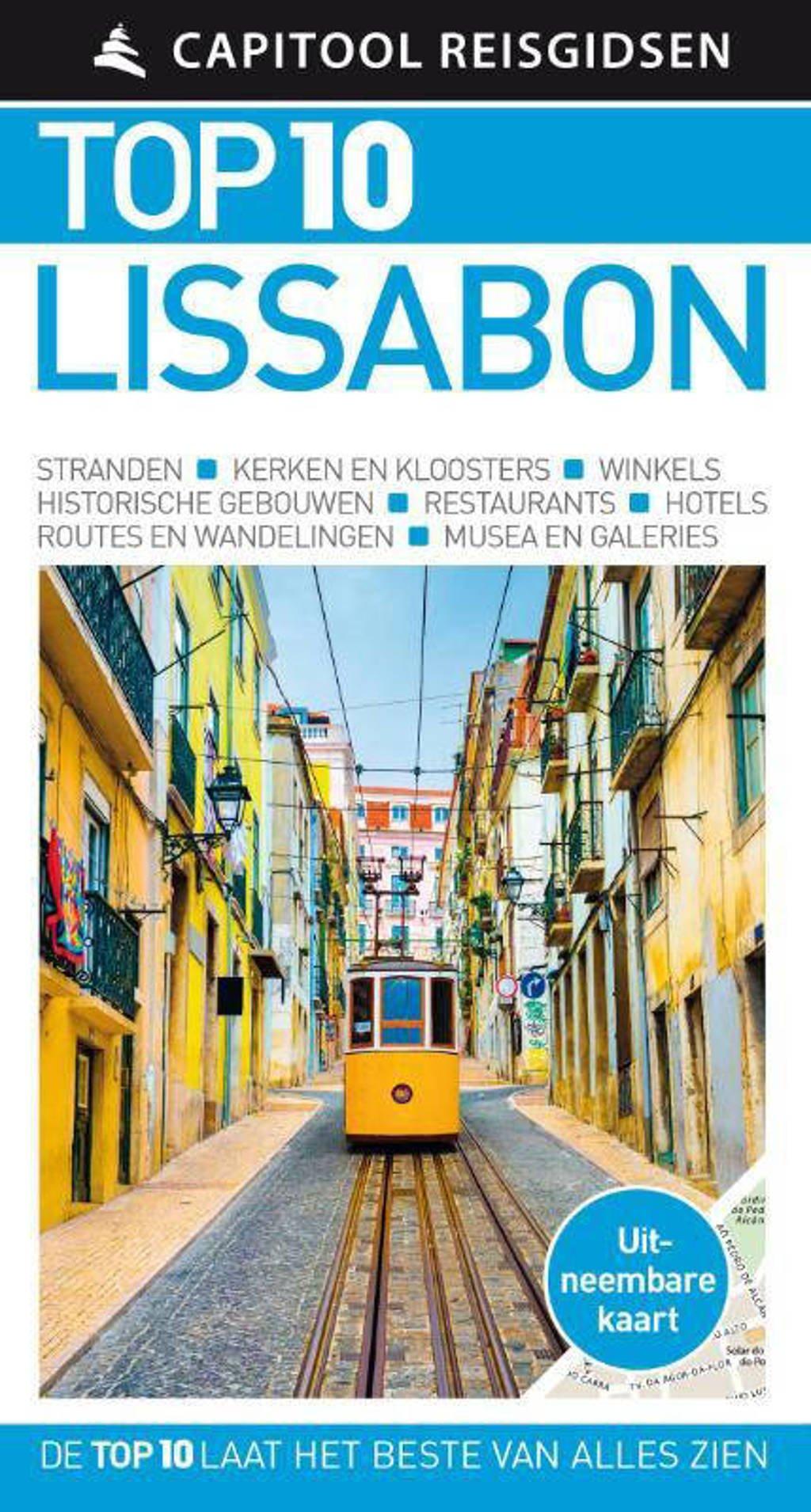 Capitool Reisgidsen Top 10: Lissabon - Tomas Tranaeus