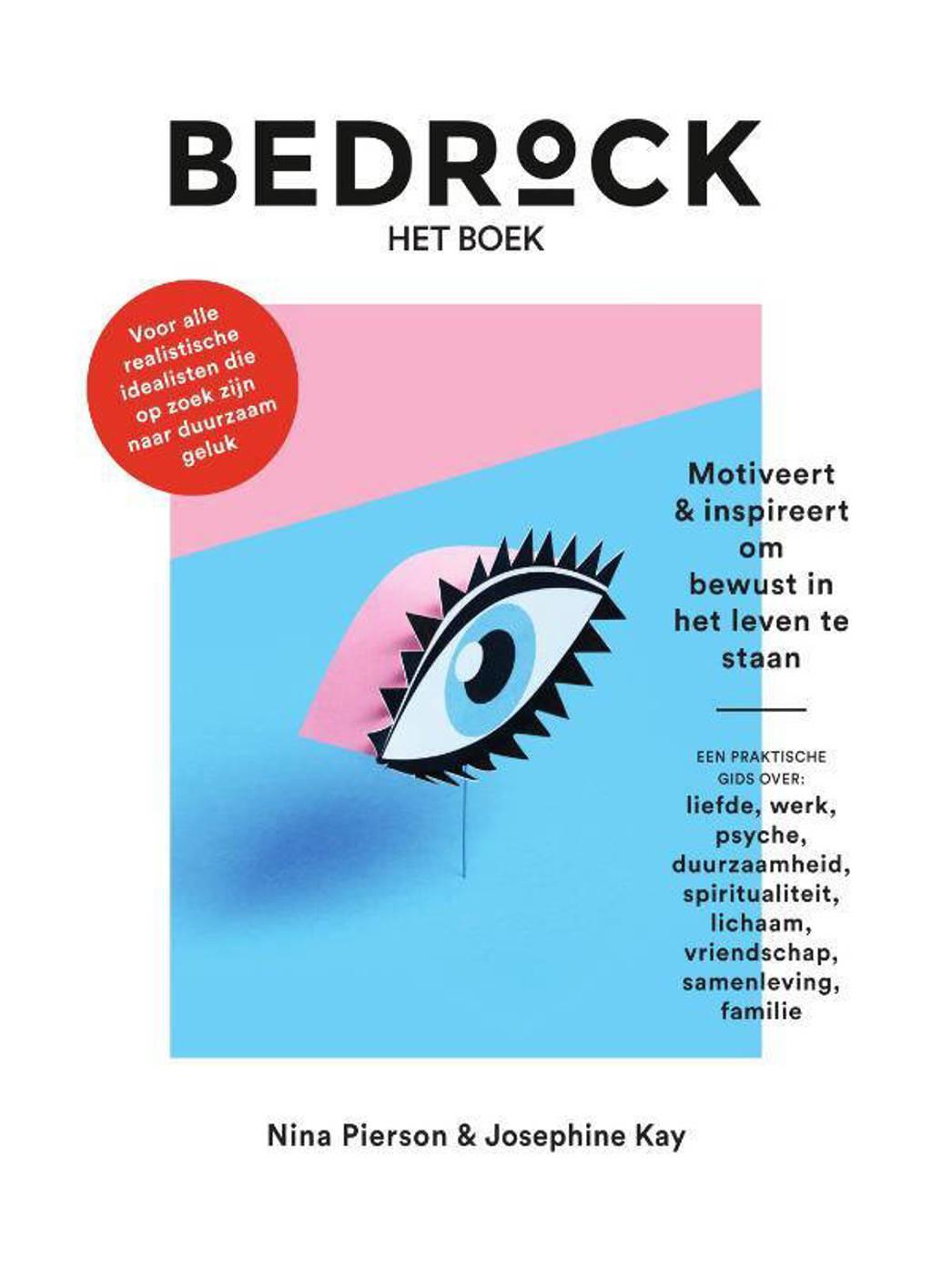 Bedrock - het boek - Nina Pierson en Josephine Kay