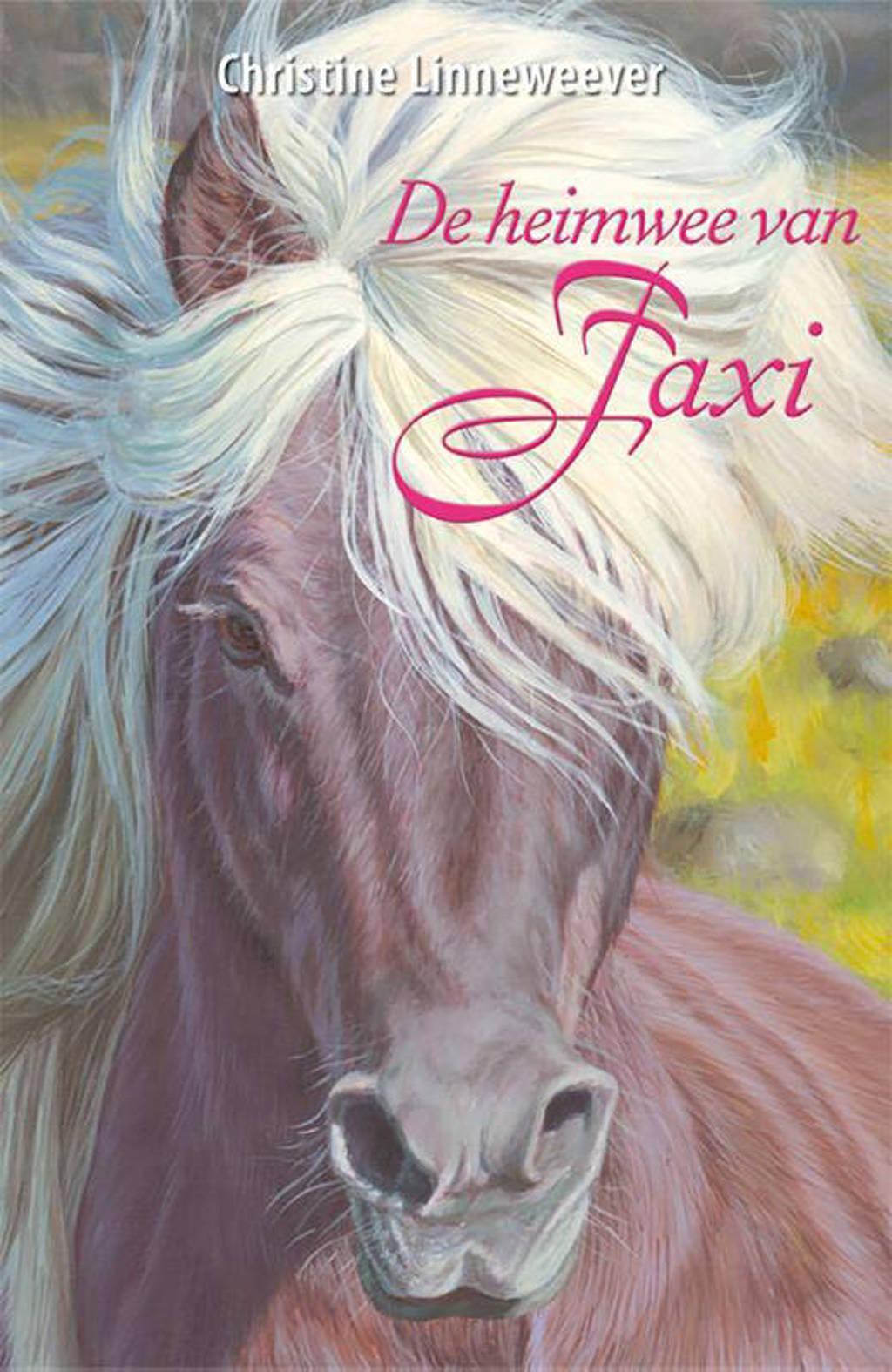Gouden paarden: De heimwee van Faxi - Christine Linneweever