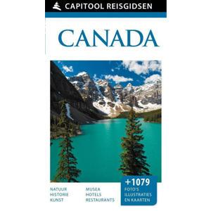 Capitool reisgidsen: Canada - Bruce Bishop, Eric Fletcher, Katharine Fletcher, e.a.