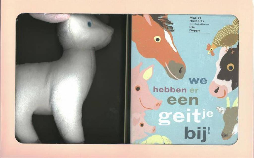 We hebben er een geitje bij! geschenkset - Marjet Huiberts