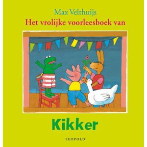 Het vrolijke voorleesboek van Kikker - Max Velthuijs