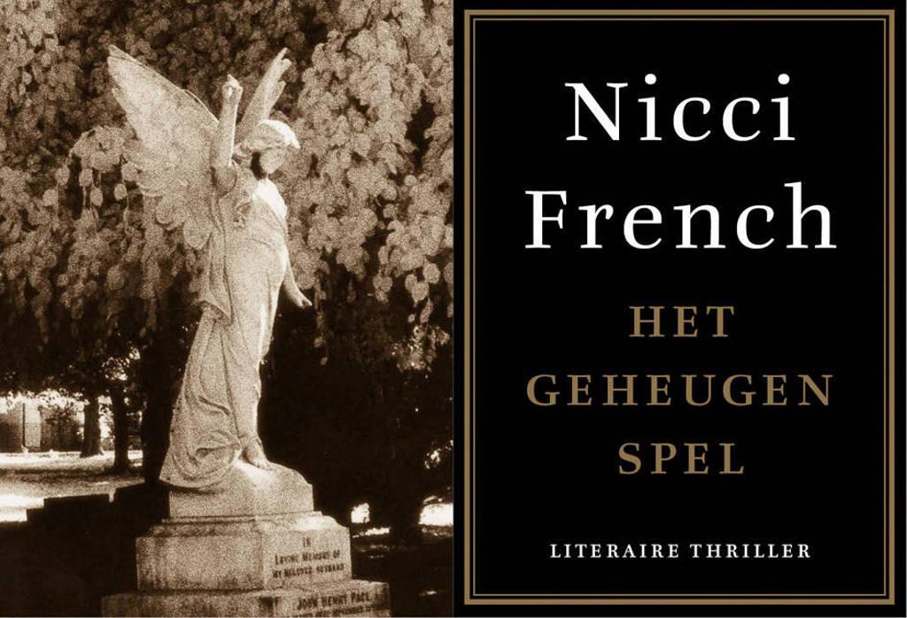 Het geheugenspel - Nicci French