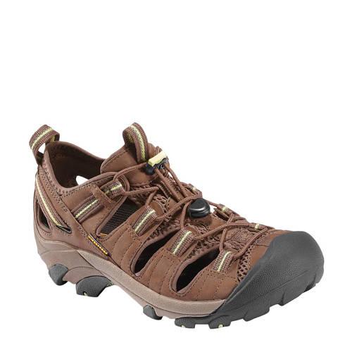 Keen nubuck outdoor sandalen Arroyo II bruin