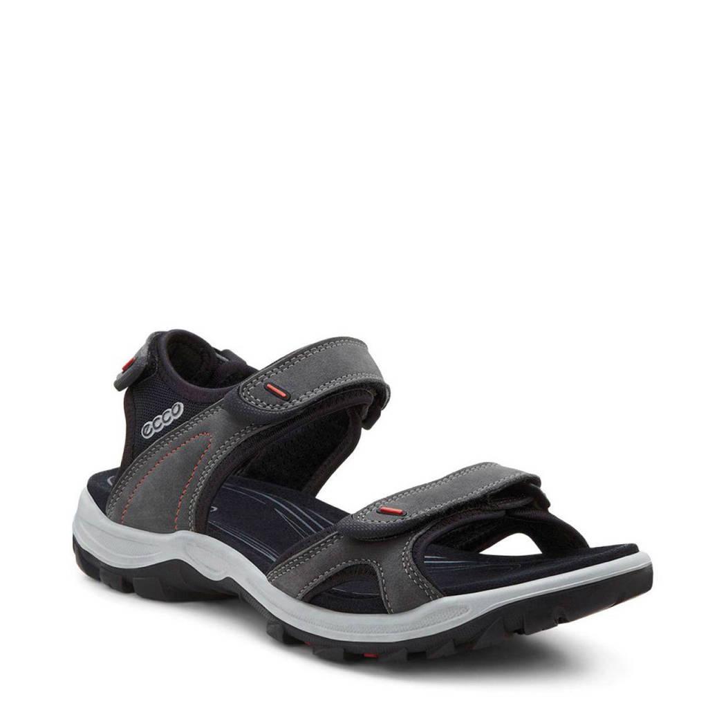 Ecco nubuck outdoor sandalen Offroad Lite, Dark Shadow Black fab39f28ea
