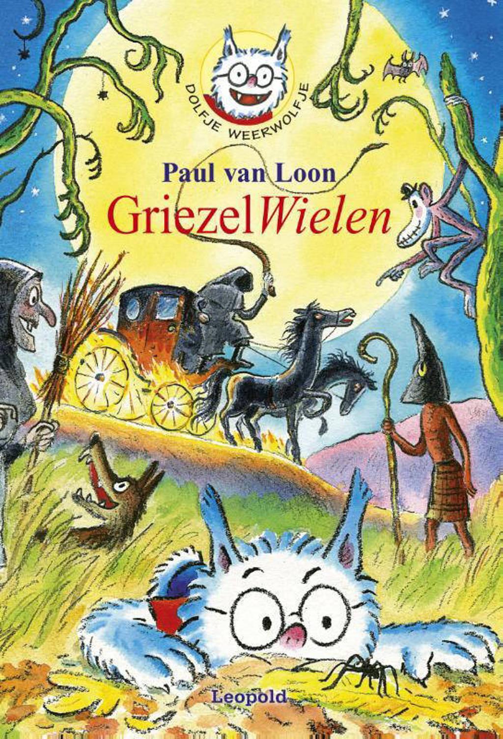 Dolfje Weerwolfje: GriezelWielen - Paul van Loon