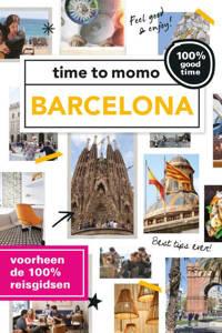 Time to momo: Barcelona - Annebeth Vis