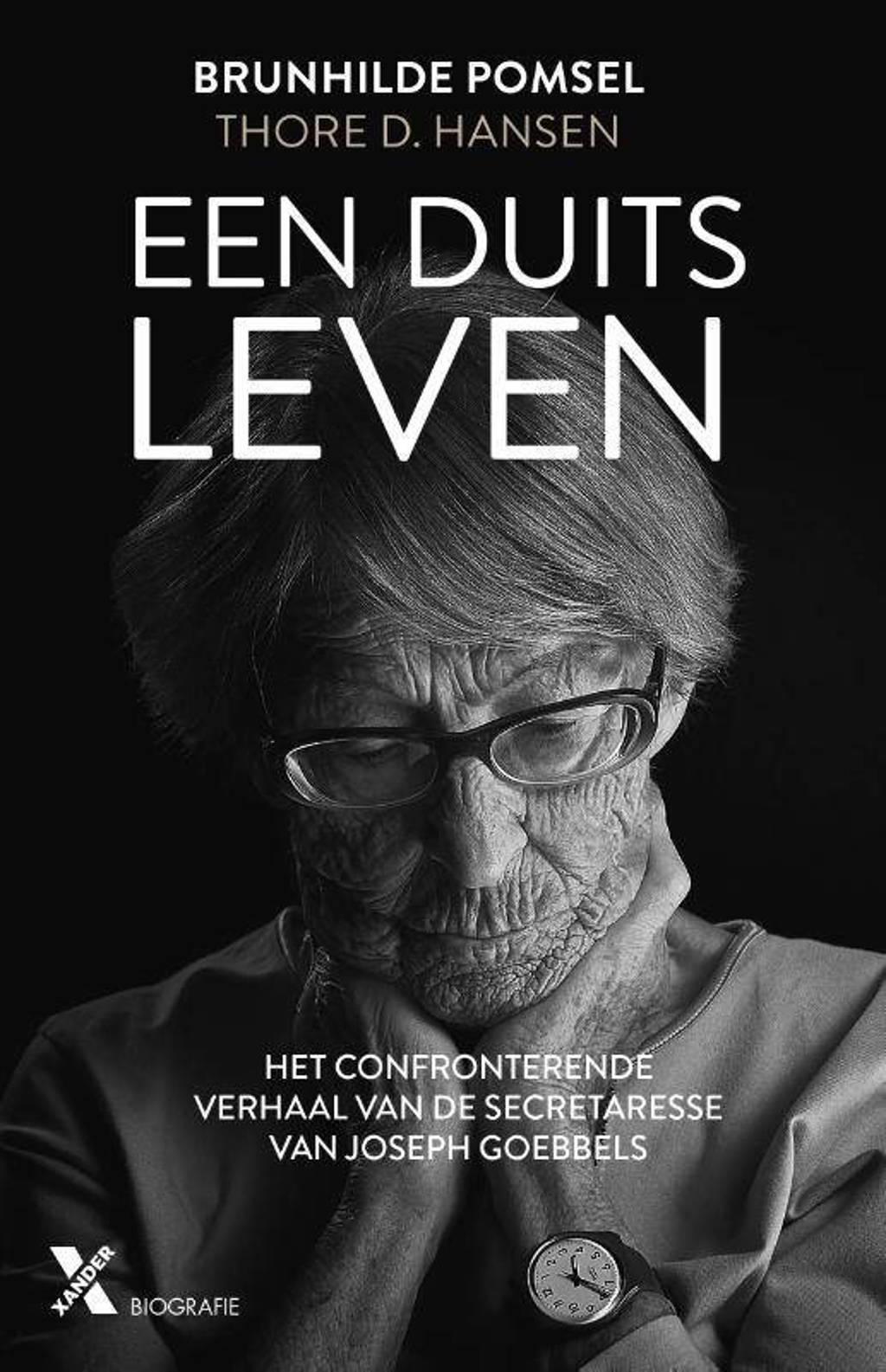 Een Duits leven - Thore D. Hansen
