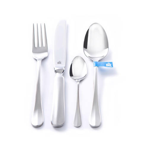 Bk bestekset Amstel ontbijt 16-delig