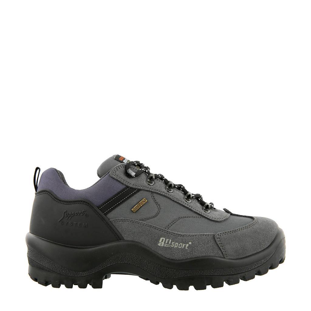 Grisport  suède wandelschoenen Torino Low, Grey