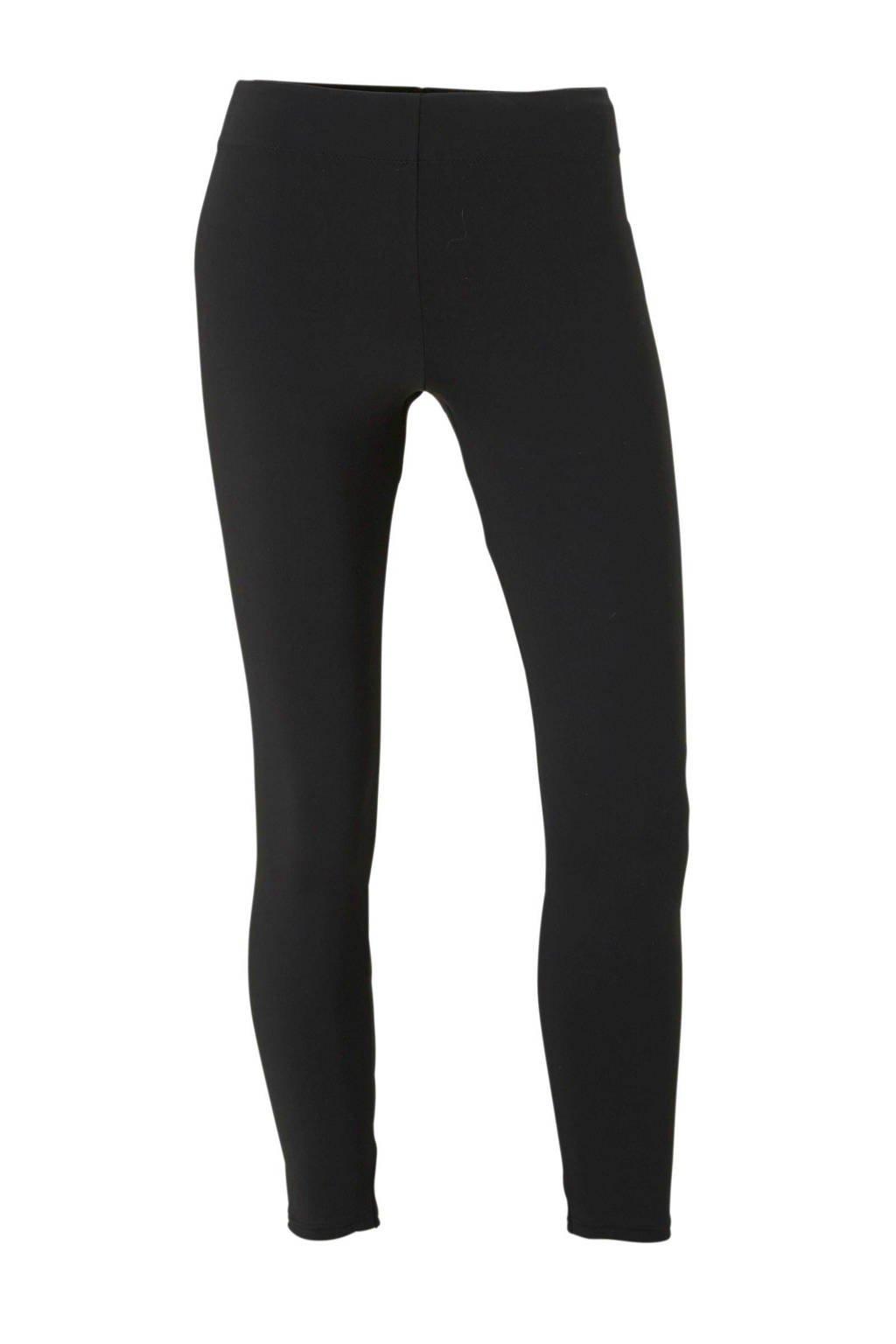 Maidenform corrigerende legging Fat Free Dressing zwart, Zwart
