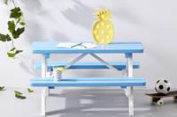 SenS-Line kinderpicknickset Mickey, Blauw