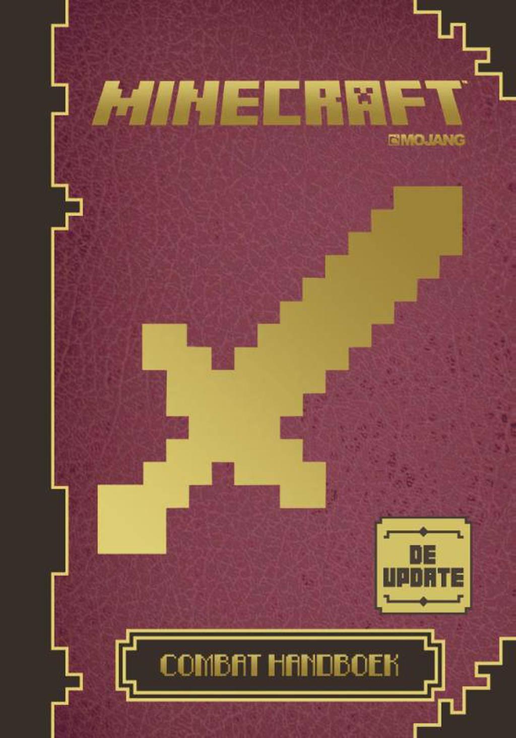 Minecraft: Combat handboek - Stephanie Milton en Paul Soares