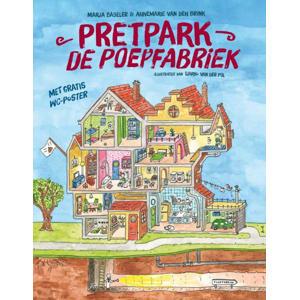 Pretpark de poepfabriek - Marja Baseler en Annemarie van den Brink