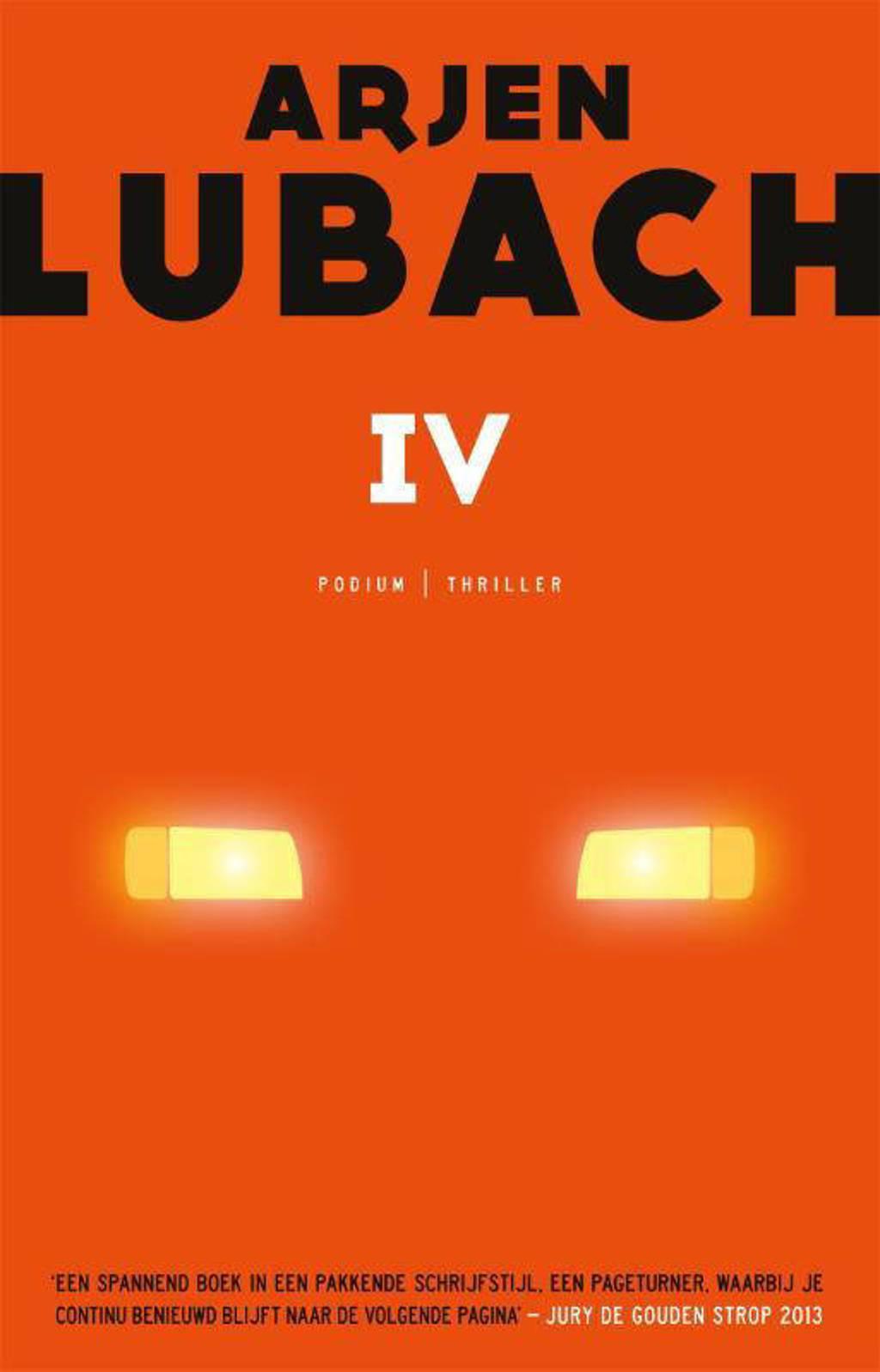 IV - Arjen Lubach