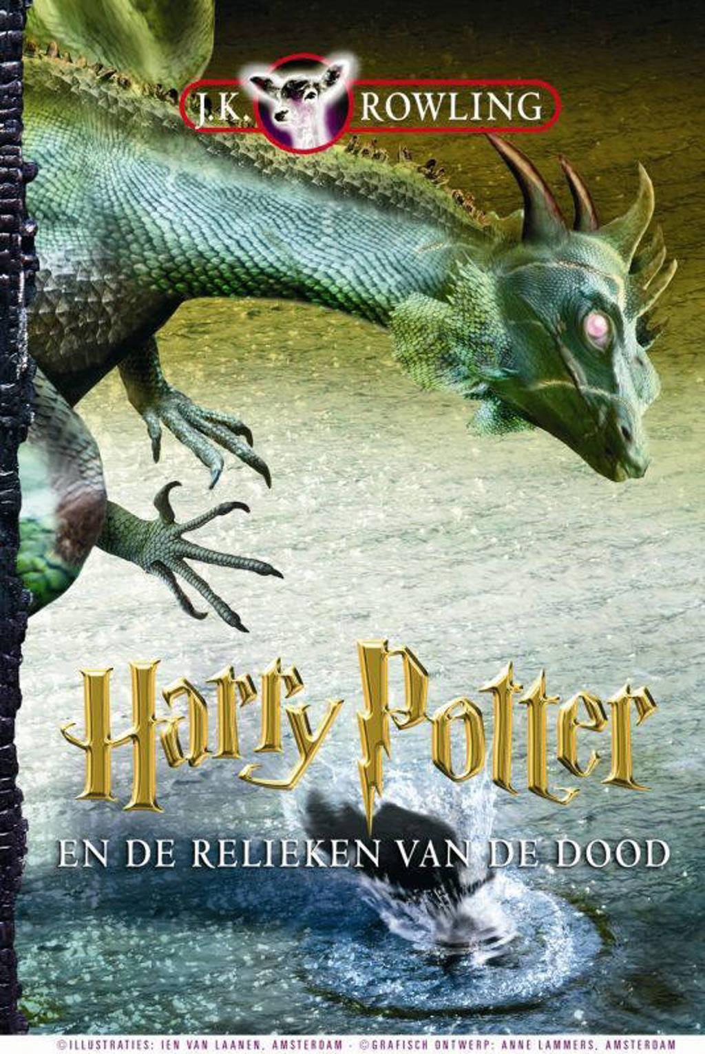 Harry Potter: Harry Potter en de relieken van de dood - J.K. Rowling