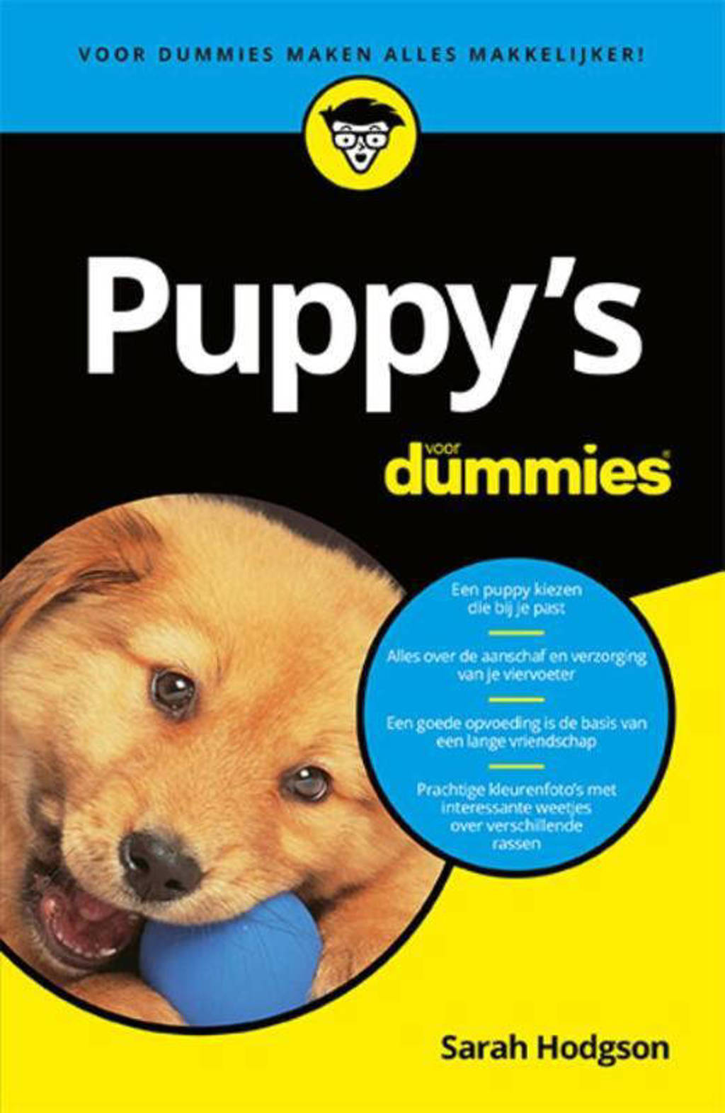 Voor Dummies: Puppy's voor Dummies - Sarah Hodgson