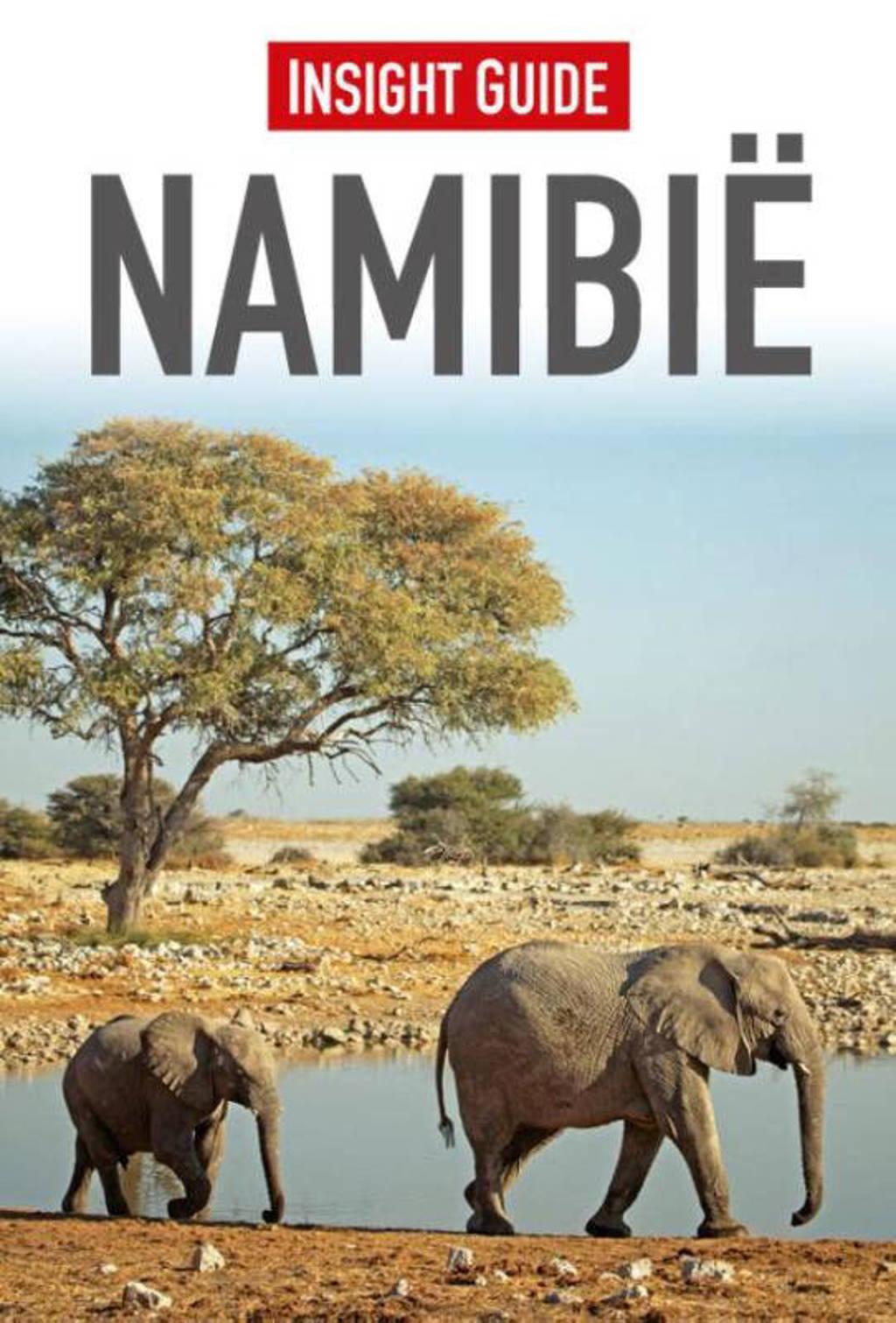 Insight guides: Namibië