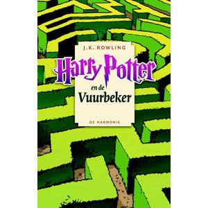 Harry Potter: Harry Potter en de vuurbeker - J.K. Rowling