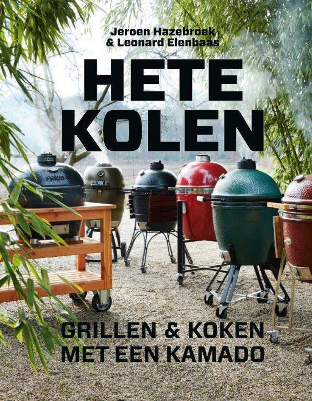 Hete kolen - Jeroen Hazebroek en Leonard Elenbaas