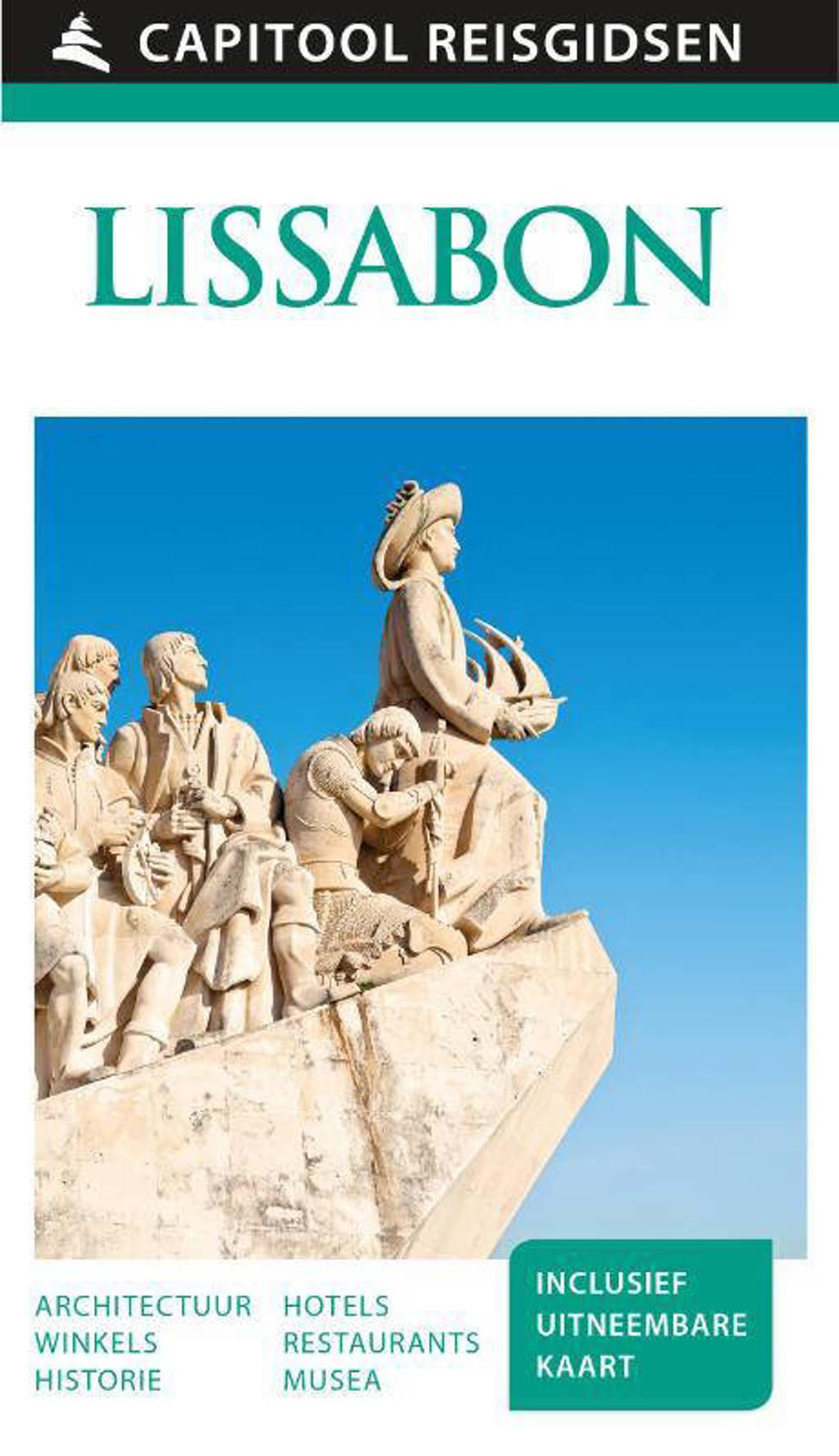Capitool reisgidsen: Lissabon - Susie Boulton en Clive Gilbert