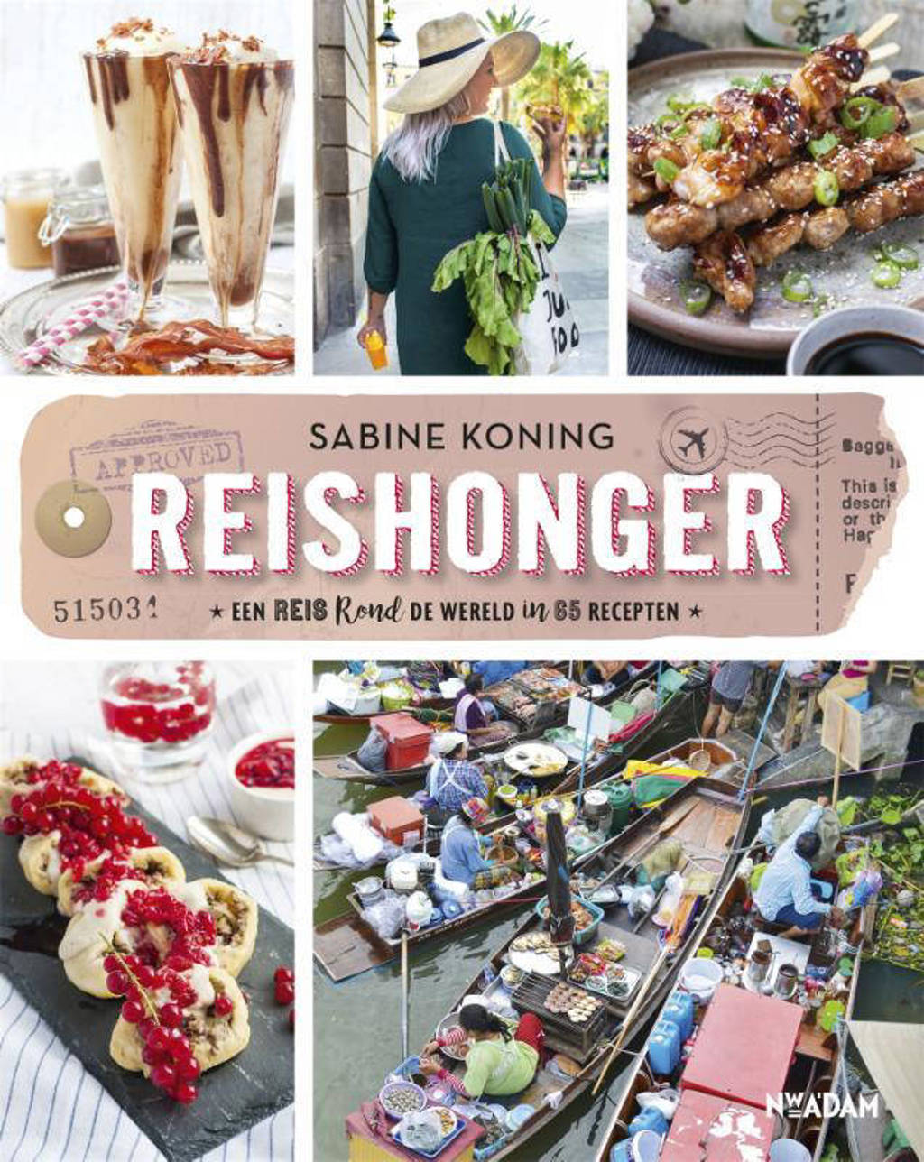 Reishonger - Sabine Koning