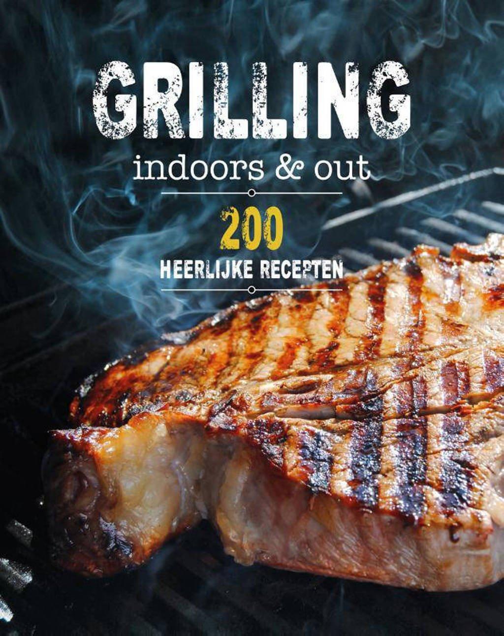 200 recepten: Grilling indoors & out - 200 recepten - Rachel Lane