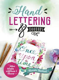 Handlettering & doodles - Marieke Blokland