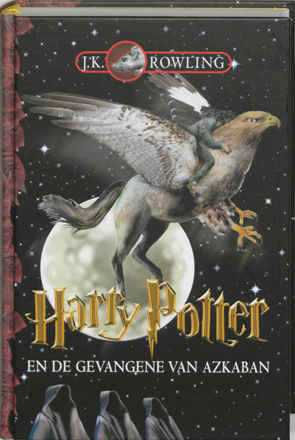 Harry Potter: Harry Potter en de gevangene van Azkaban - J.K. Rowling