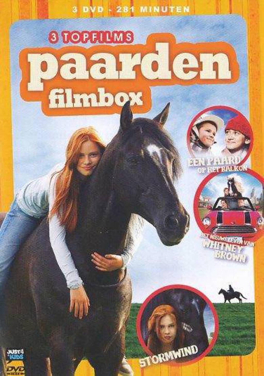 Paarden filmbox 1 (DVD)