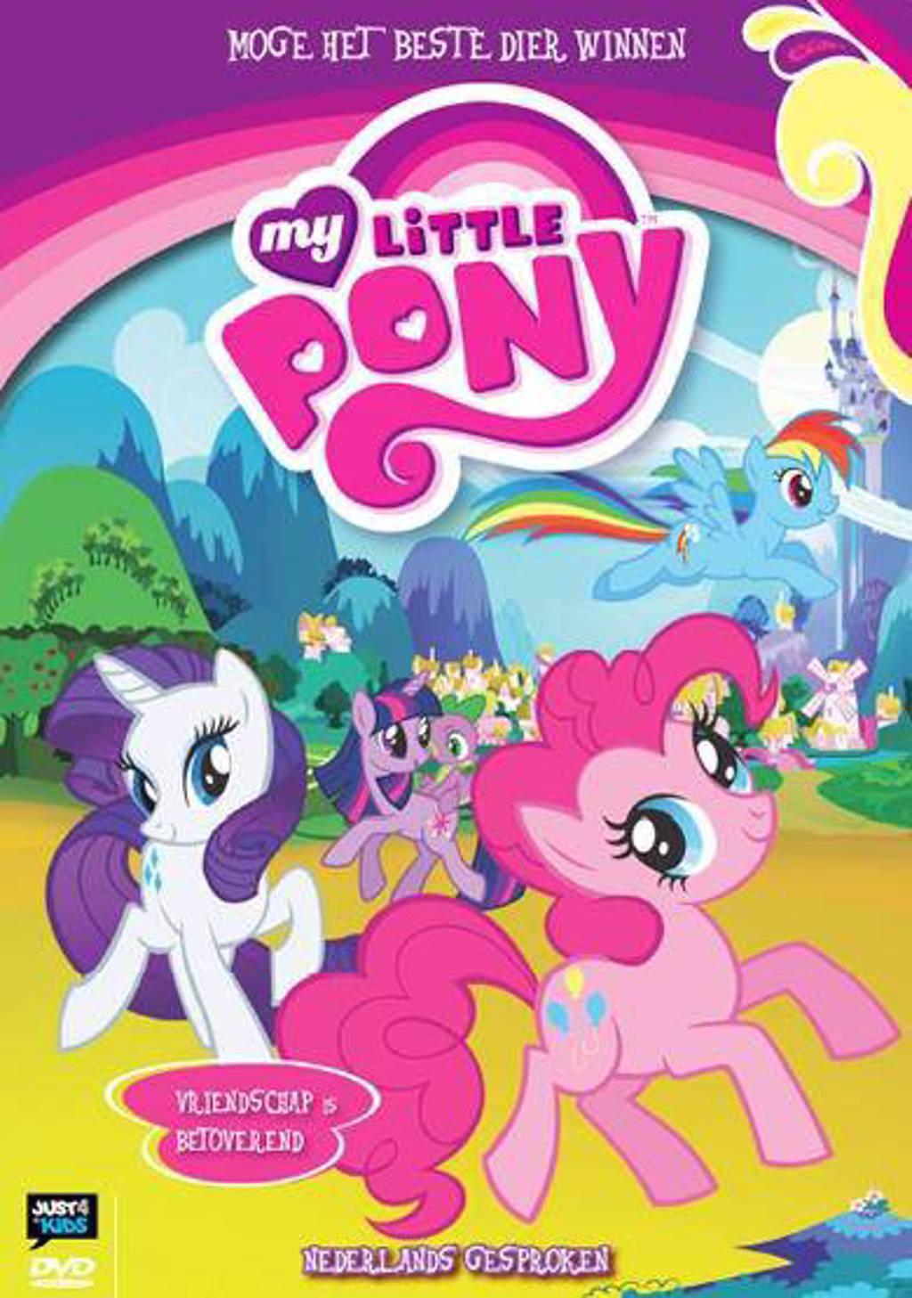 My little pony - Moge het beste dier winnen (DVD)