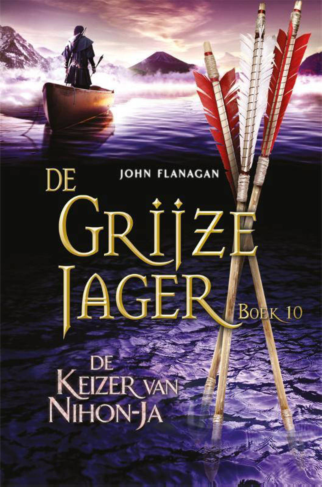 De Grijze Jager: De keizer van Nihon-Ja - John Flanagan