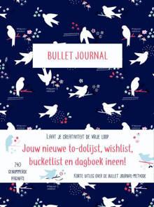 Bullet journal: Bullet journal vogels - Zamarra Kok