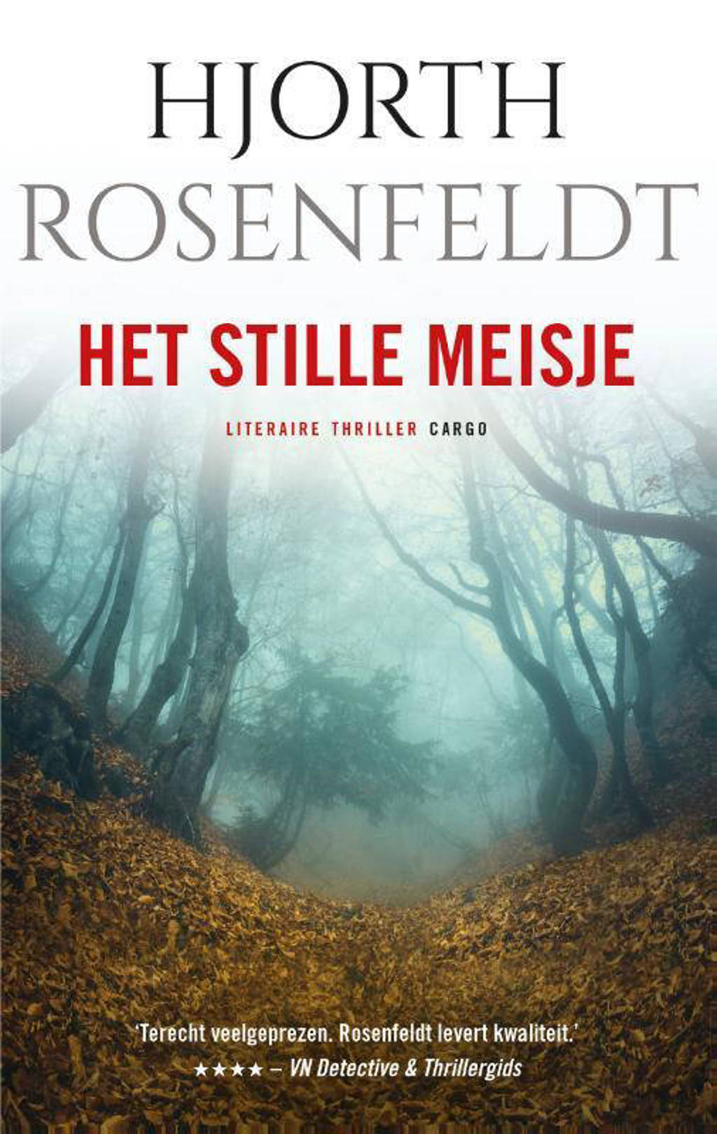 Bergmankronieken: Het stille meisje - Hjorth Rosenfeldt