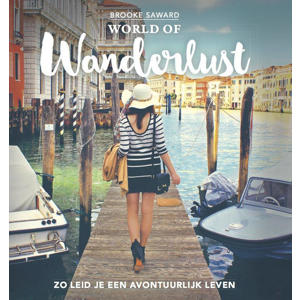 World of Wanderlust - Brooke Saward
