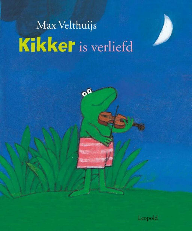 Kikker is verliefd - Max Velthuijs