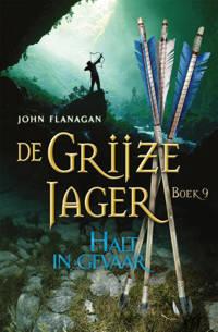 De Grijze Jager: Halt in gevaar - John Flanagan