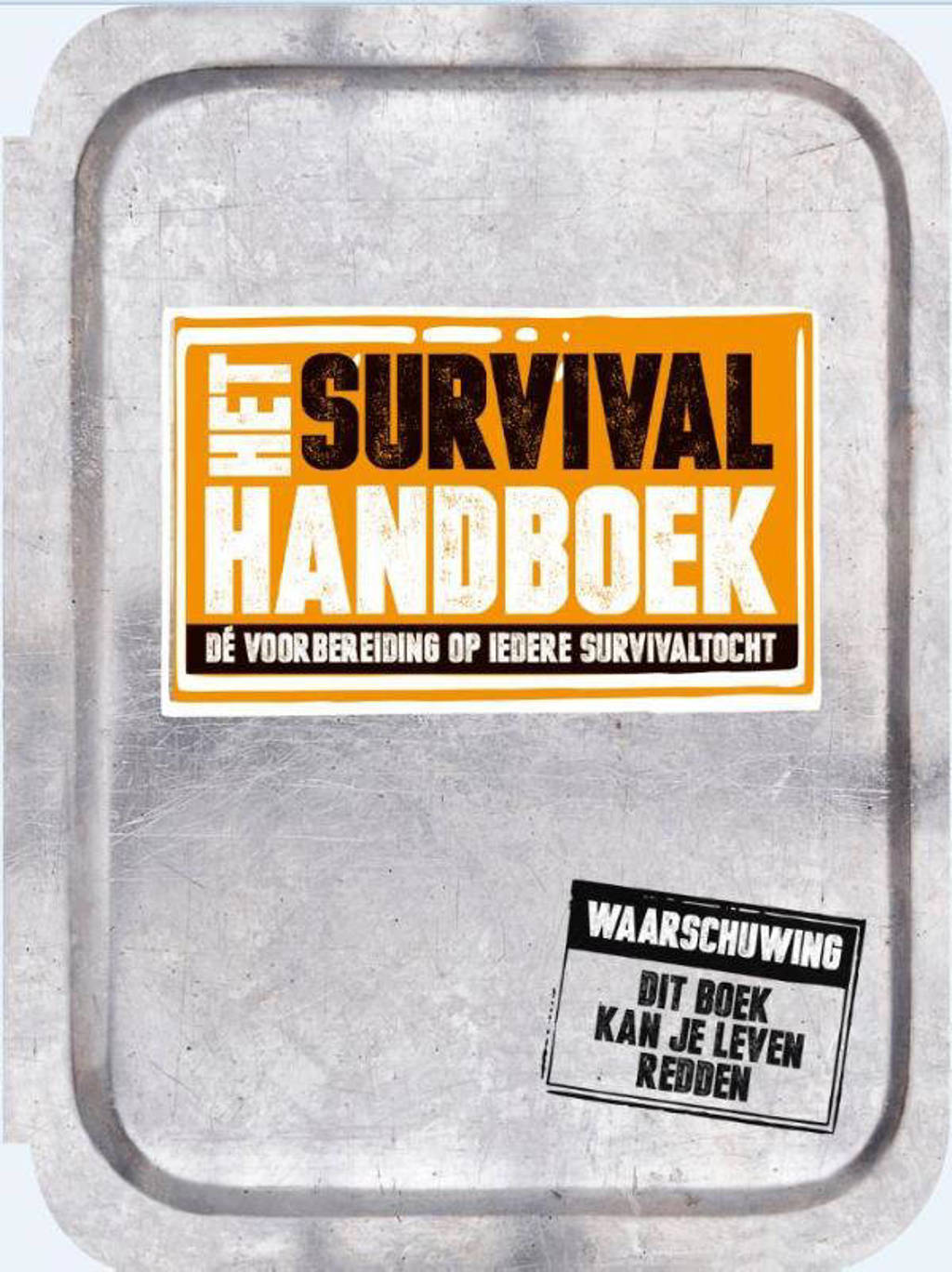 Het Survival Handboek + Mess Tin - Colin Towell