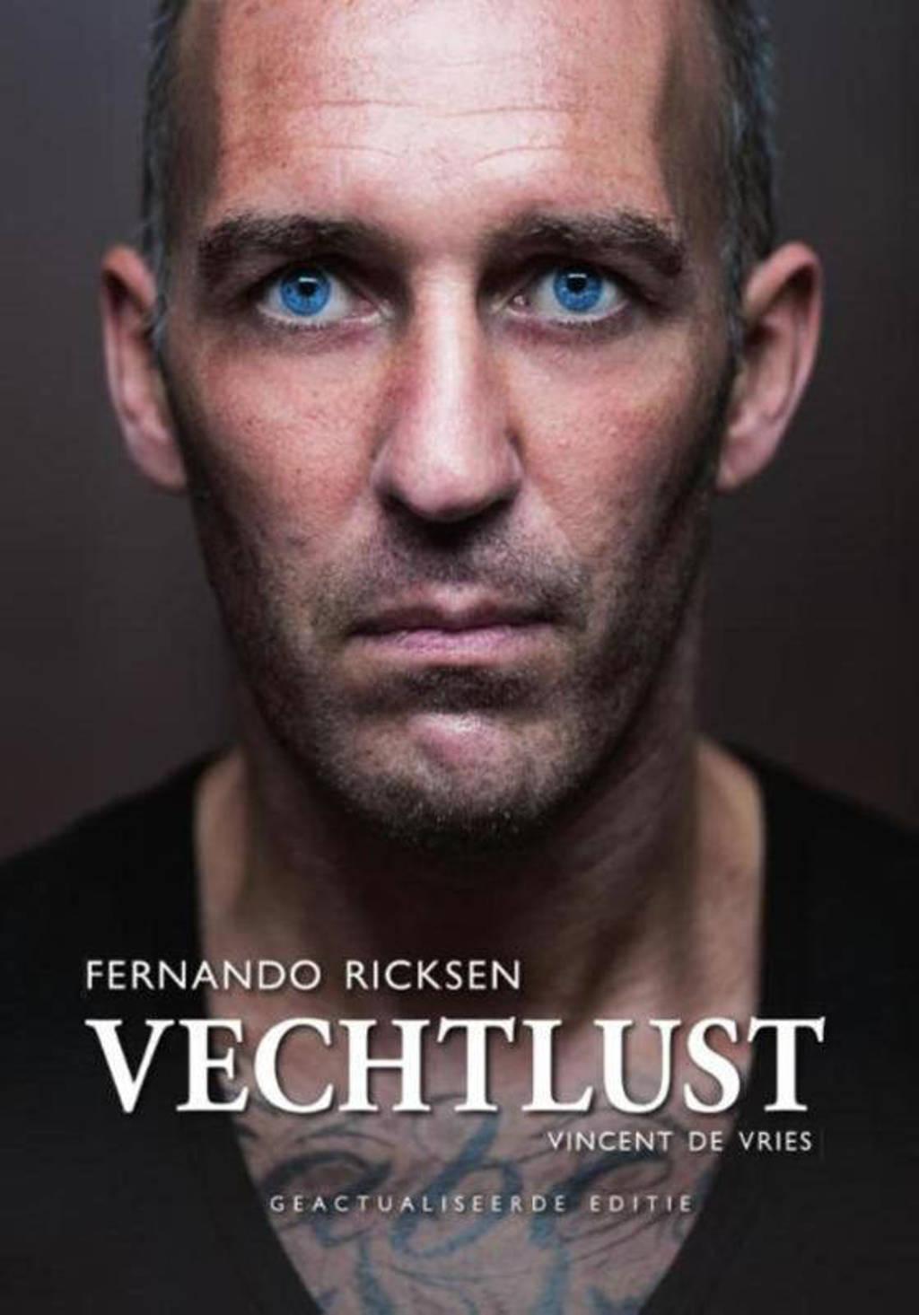 Vechtlust - Vincent de Vries