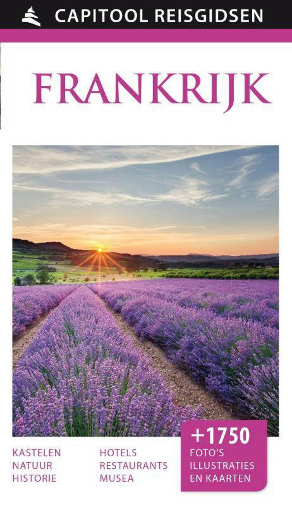 Capitool reisgidsen: Frankrijk - John Ardagh