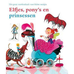 Elfjes, pony's en prinsessen - Nannie Kuiper, Jet Boeke, Angela Dol, e.a.
