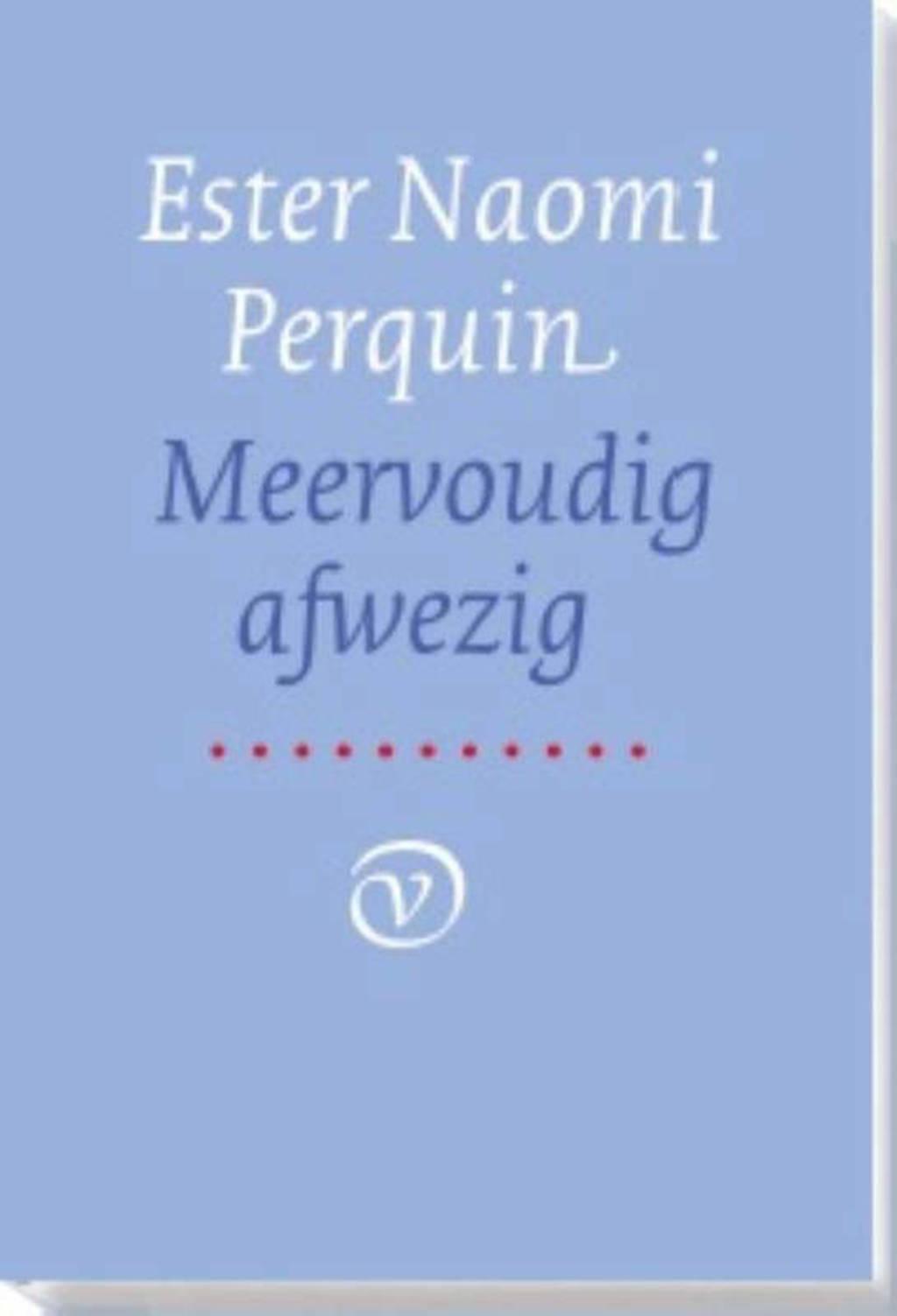 Meervoudig afwezig - Ester Naomi Perquin