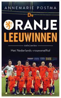 De Oranje leeuwinnen - Annemarie- Postma