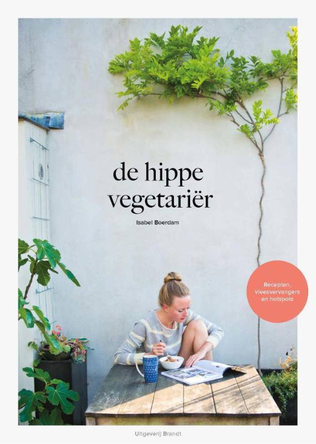 De hippe vegetariër - Isabel Boerdam