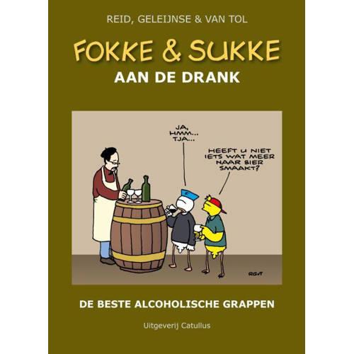 Fokke & Sukke: Aan de drank - John Reid, Bastiaan Geleijnse en Jean-Marc van Tol kopen