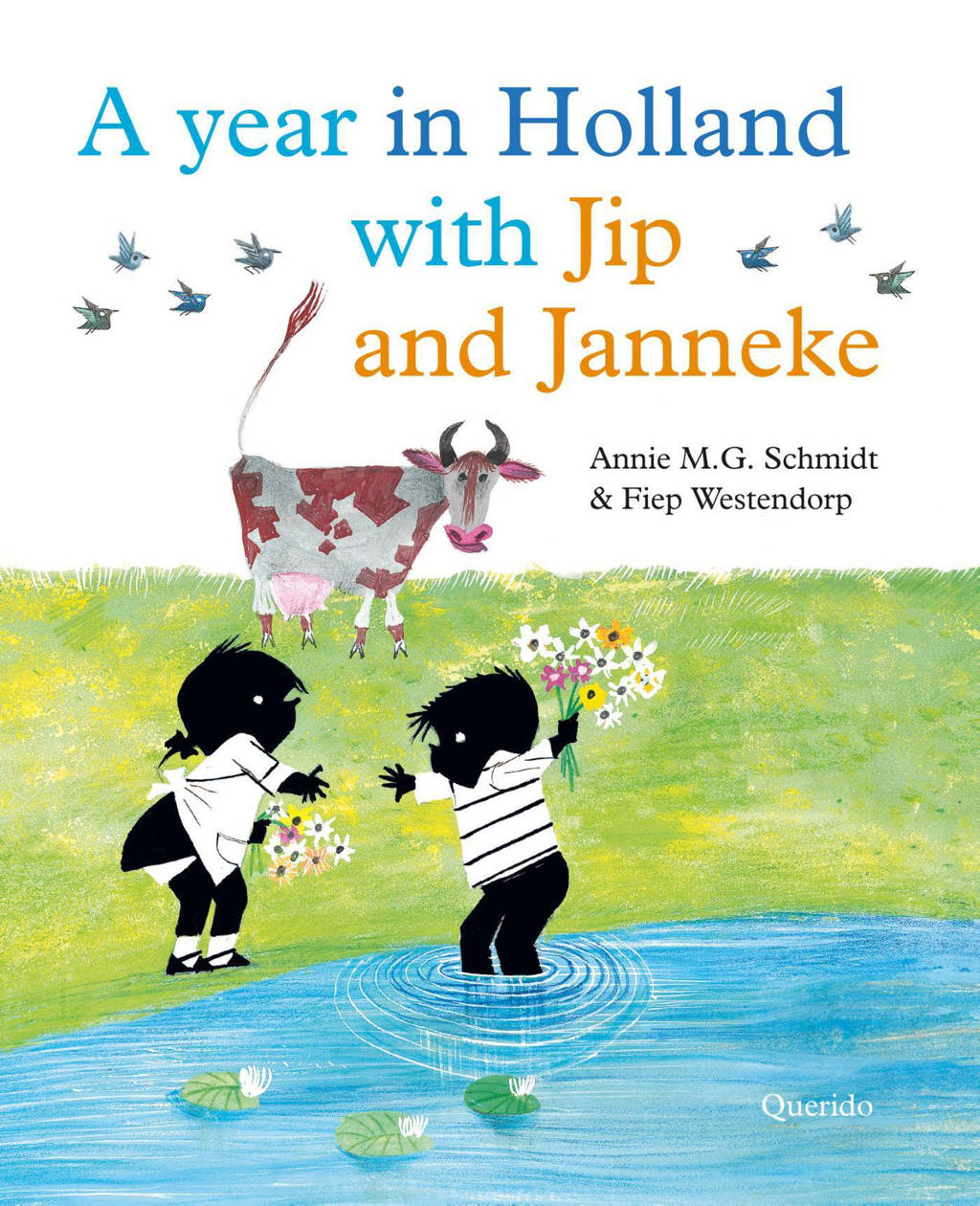A year in Holland with Jip and Janneke - Annie M.G. Schmidt