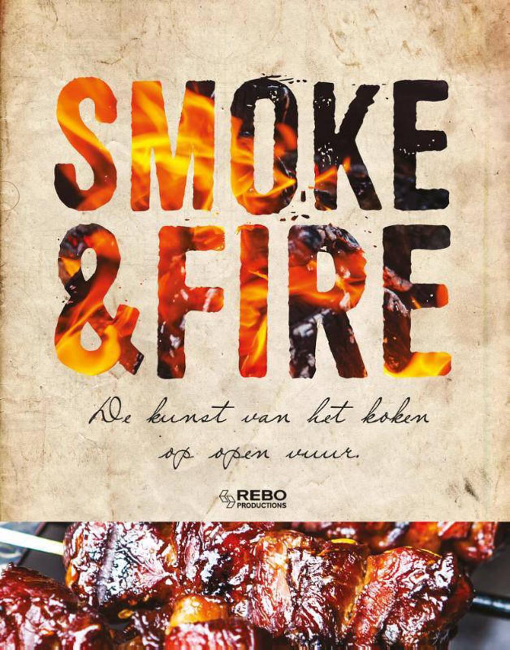 Smoke & fire - Drees Koren