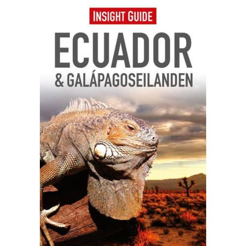 Insight guides: Ecuador & Galápagoseilanden kopen